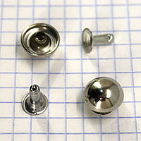 Хольнитен односторонний СК 12 мм никель t5113 (200 шт.)