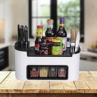 Многофункциональный органайзер для хранения кухонных приборов и специй Supretto