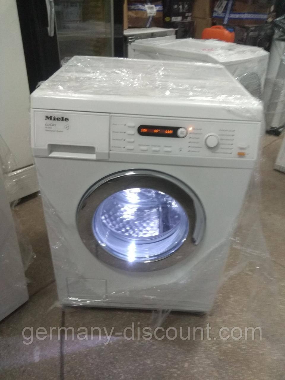 Стиральная машина Miele EcoCare W 5100