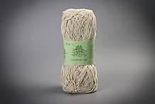 Пряжа хлопковая Vivchari Cottonel 550, Color No.1002 молочный