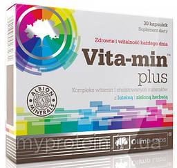 OLIMP Комплекс витамин Vita-min plus (30 caps)