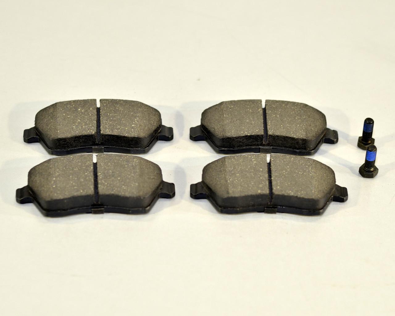 Дисковые тормозные колодки (передние) на Renault Clio III 2005->2012 — LPR - LPR05P867