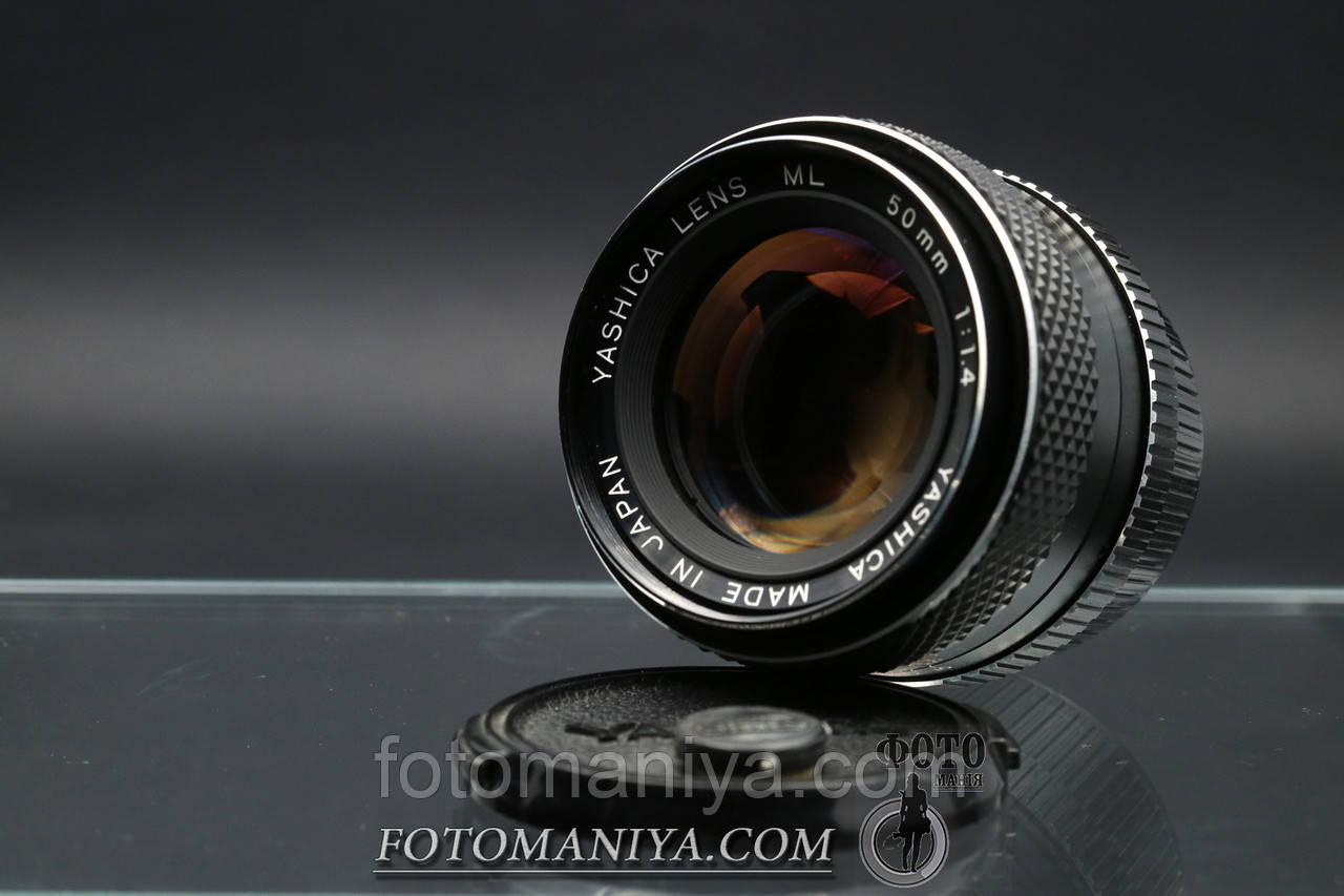 Yashica ML 50mm f1,4 - Planar від Yashica