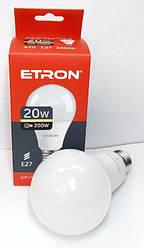 Світлодіодна лампа Etron А70 20W E27 4200К