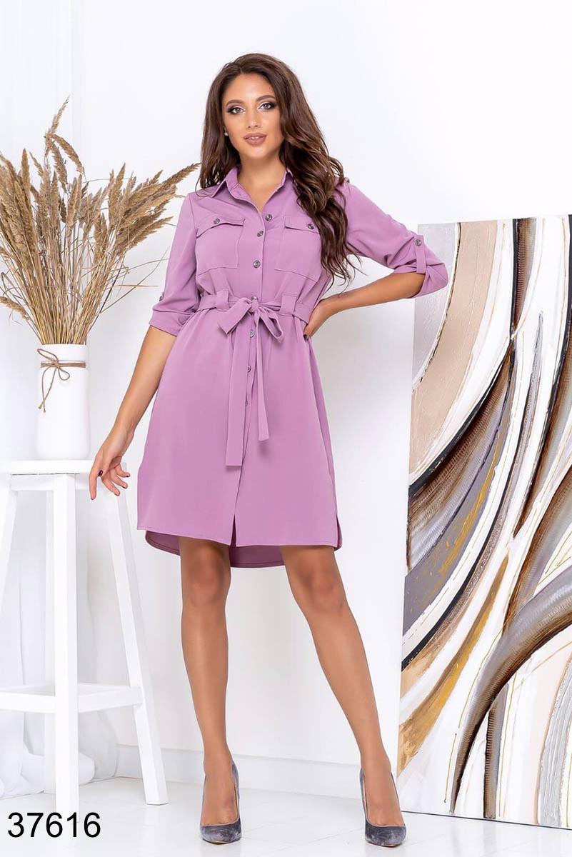 Летнее женское платье большого размера : 44 46 48 50