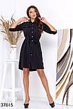 Летнее женское платье большого размера : 44 46 48 50, фото 4