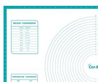 Силиконовый коврик для выпечки Con Brio CB-681 | коврик кондитерский Con Brio | коврик для теста Con Brio