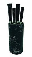 Набор ножей с подставкой Con Brio СВ-7070 4 ножа | Ножи кухонные универсальный набор, фото 1