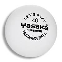 Мячи для настольного тенниса Yasaka Superior (50 шт.)