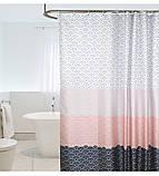 Скандинавская шторка для ванной Curtain, фото 4