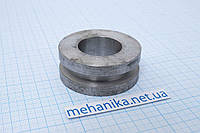 Ролик металевий з прямокутним пазом