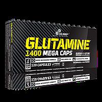Olimp Glutamine 1400 mega caps 120 caps, фото 1