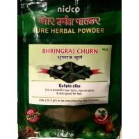 Брингарадж чурна Нидко 50 гр (Bhringaraj churna Nidco)