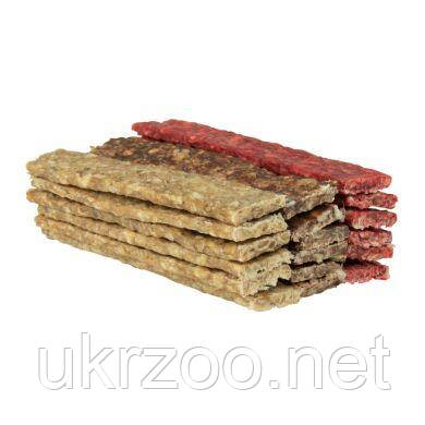 Лакомство для собак Trixie Полоски микс 12 см, 900 г / 100 шт 2623