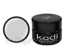 Гель краска Kodi №1, 4 ml белая