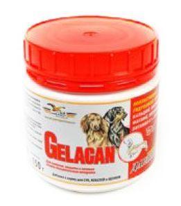 ГЕЛАКАН ДАРЛИНГ GELACAN DARLING добавка для нормализации работы опорно-двигательного аппарата у собак, 150 гр