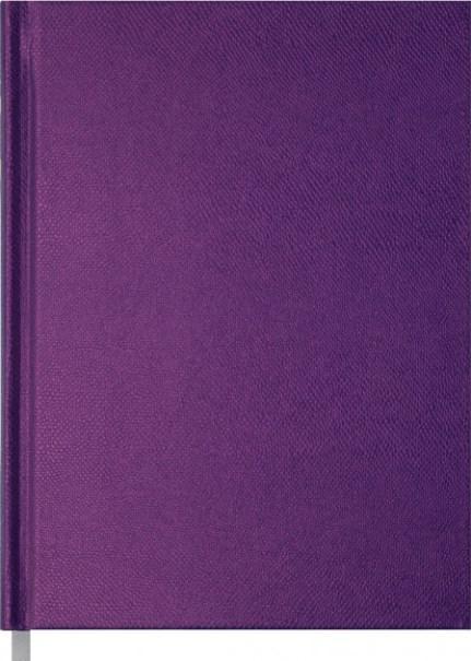 Ежедневник недатированный PERLA A5, фиолетовый