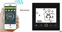 Терморегулятор внт-002 c wi-fi управлением для теплого пола и для настенных обогревателей