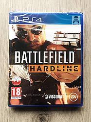 Battlefield Hardline (рус.) PS4
