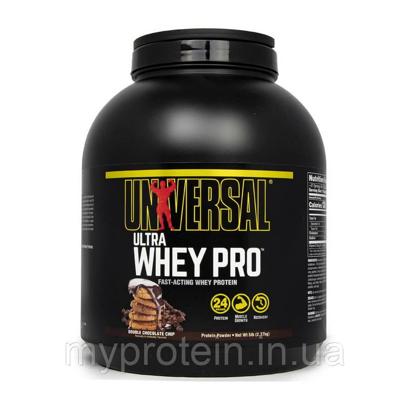 Universal Nutrition Протеин Сывороточный Ultra Whey Pro (2,27 kg kg )