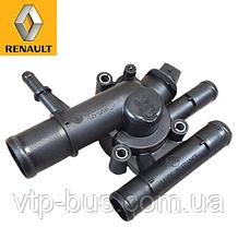 Термостат охлаждающей жидкости на Renault Trafic 1.9dCi (2001-2006) Renault (оригинал) 8200674368