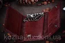 Шкіряна ключниця Braun Buffel, фото 2