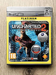 Uncharted 2 (рус.) (б/у)  PS3