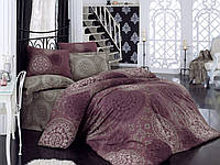 Постельное белье 200х220 Cotton box Royal Saten SEMA EFLATUN