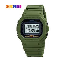 Часы наручные электронные Skmei 1628 Green