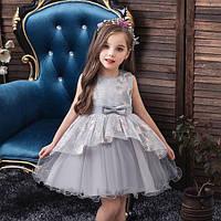 Детское нарядное платье 100- рост