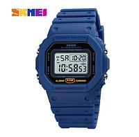 Часы наручные электронные Skmei 1628 Blue