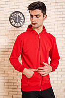 Спорт кофта мужская 116R038 цвет Красный