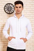 Спорт кофта мужская 116R038 цвет Белый