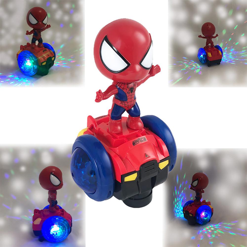Машинка Человек паук Super SPIDER car