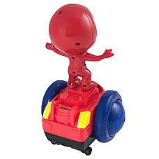Машинка Человек паук Super SPIDER car, фото 3