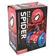Машинка Человек паук Super SPIDER car, фото 4