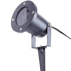 Лазерный проектор цветные снежинки Star Shower COLOR Snowflake № WP2 + ПОДАРОК: Настенный Фонарик с, фото 3