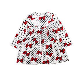 Сукня для дівчаток святкова Фламінго