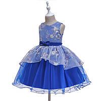 Детское нарядное платье 90- рост