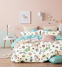 Комплект постельного белья полуторный подростковый сатин Bella Villa B- 0275