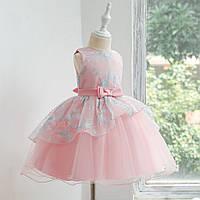 Детское нарядное платье 120 рост
