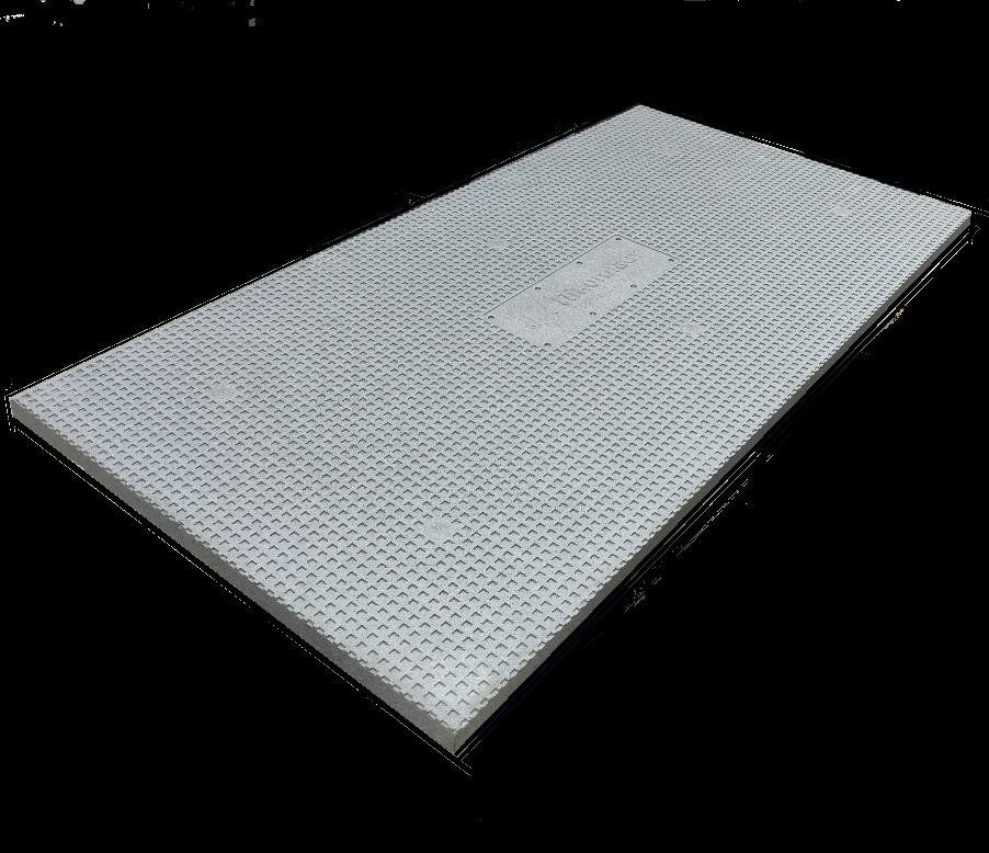 Пенопласт Пенографит под стяжку 100 мм EPS 150 (ПСБС 35)
