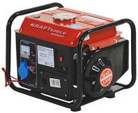 Генератор KraftWele 1.5 кВт, 1 фазный, 2-х тактный