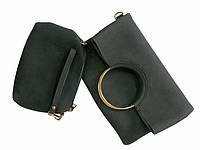 Зелена сумка через плече Answear, фото 1
