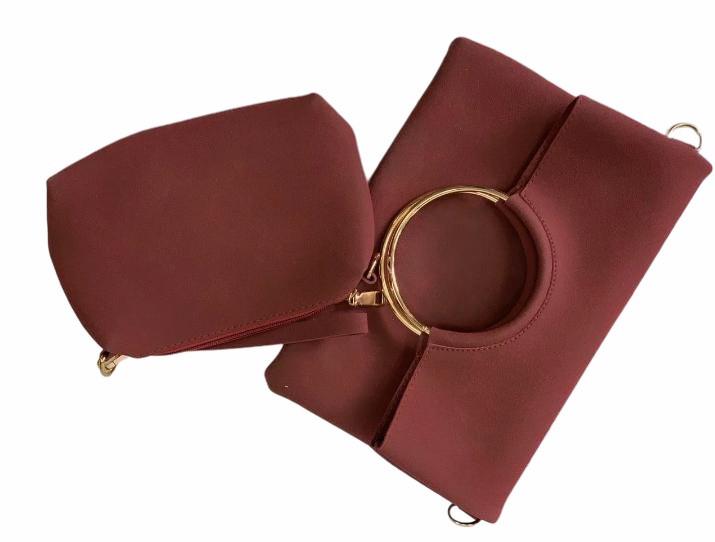 Жіноча замшева сумка Answear 2 в 1