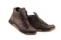 Мужские ботинки кожаные зимние коричневые Botus 8 Track, фото 1