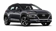 Защита двигателя на Hyundai Kona (с 2017 --)