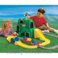 Железнодорожный комплекс Little Tikes 4252