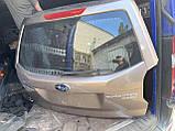 Задняя крышка багажника Subaru Forester USA 2016 год., фото 2