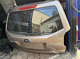 Задняя крышка багажника Subaru Forester USA 2016 год., фото 3